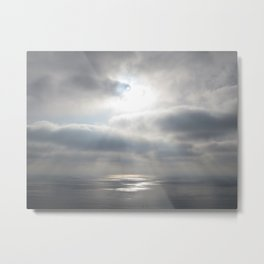 San Diego Sunset Metal Print