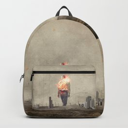 These cities burned my soul Backpack