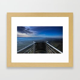 Langhe Framed Art Print