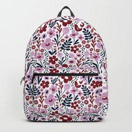 Floral forest Backpack