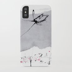 frost action iPhone X Slim Case