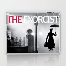 Mary Poppins in the Exorcist Laptop & iPad Skin