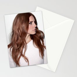 Lana Del Rey4 Stationery Cards