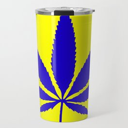 Weed Hash Bash Travel Mug