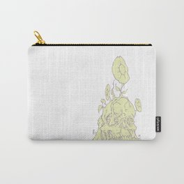 Skull earth bright Carry-All Pouch