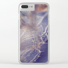 A Small Frustrated Amphipod | Micro Series 02 Clear iPhone Case