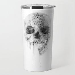 Crystal Skull Travel Mug