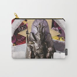 Baphomet Icon Carry-All Pouch