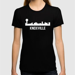 Knoxville Tennessee Skyline Cityscape T-shirt