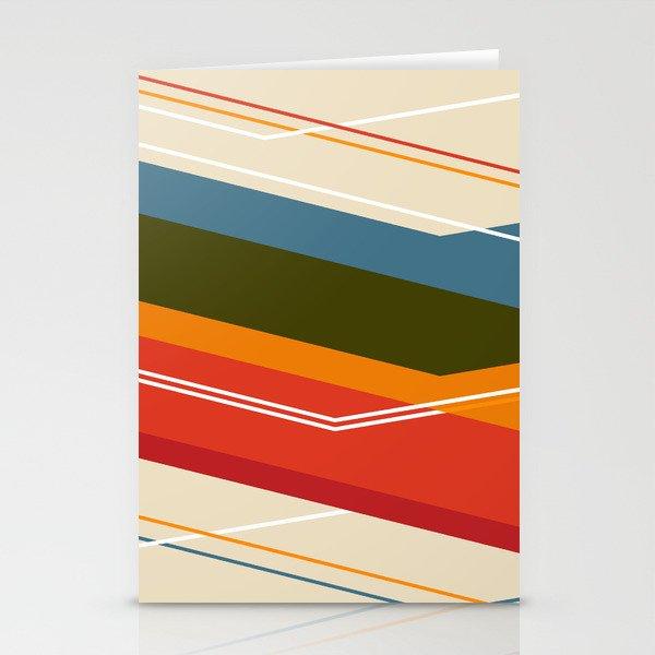 Untitled VIII Stationery Cards