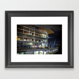 Convention Centre Framed Art Print