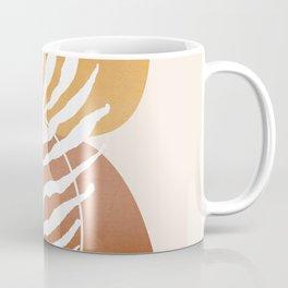 Minimal Abstract Shapes No.75 Coffee Mug