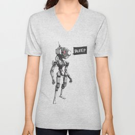 Bleep Unisex V-Neck