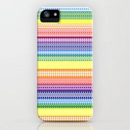 Tribality Rainbow iPhone Case