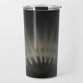 The Trouvelot Astronomical Drawings (1881) - The Aurora Borealis Travel Mug