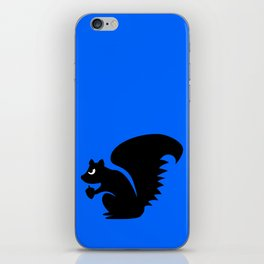 Angry Animals: Squirrel iPhone Skin