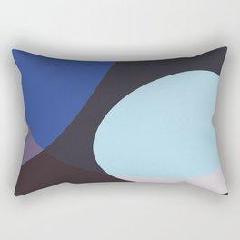 Black Pearls Rectangular Pillow