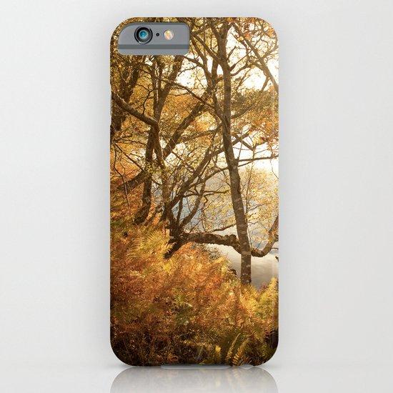 November falls iPhone & iPod Case
