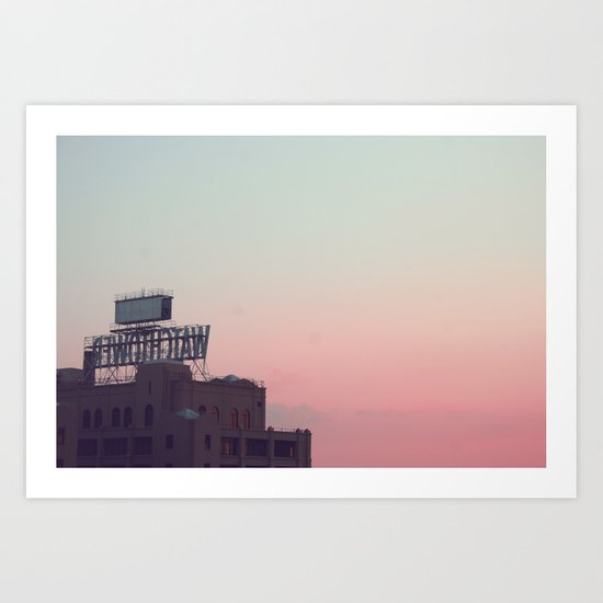 In Brooklyn Art Print