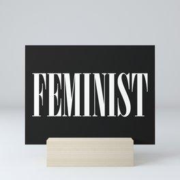 Feminist Quote Mini Art Print