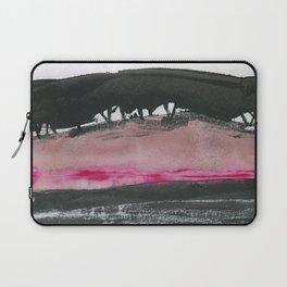 Black Moorland Laptop Sleeve