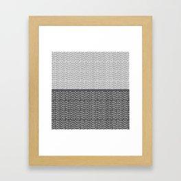 okomito Framed Art Print