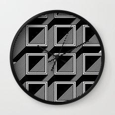 Extrube Wall Clock
