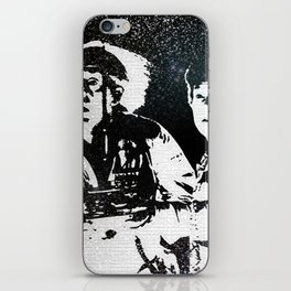 Roads? Where we're going, we don't need roads iPhone Skin