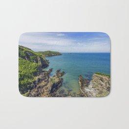 Anglesey Coast Bath Mat