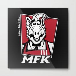 ALF - MFK Metal Print