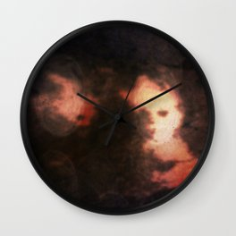TITLE, TITLE! Wall Clock