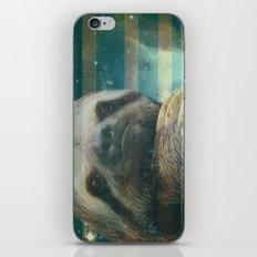Ragin' like sloth!  iPhone & iPod Skin