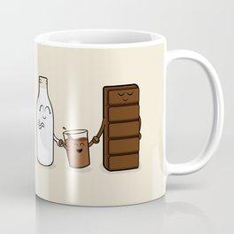 Milk + Chocolate Coffee Mug
