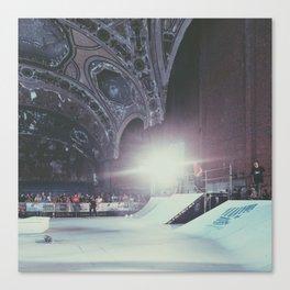 skate harder Canvas Print
