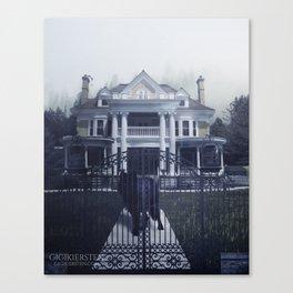 Hale House Canvas Print