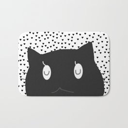 cat 55 Bath Mat