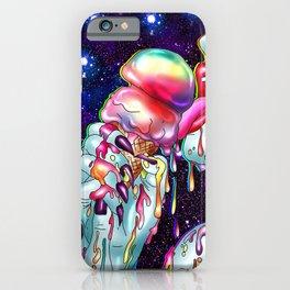 Sweet Galactic Temptation iPhone Case