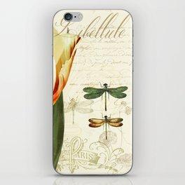 Natural History Sketchbook II iPhone Skin
