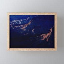 Grand Canyon Subtle Evening Light Framed Mini Art Print