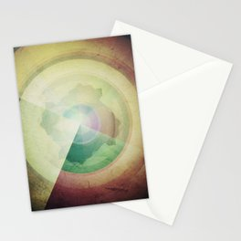 deconstruct .3 Stationery Cards