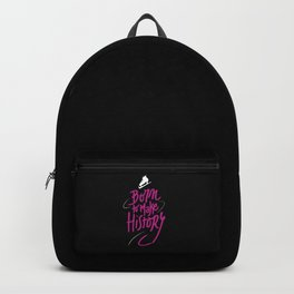 Make History Backpack
