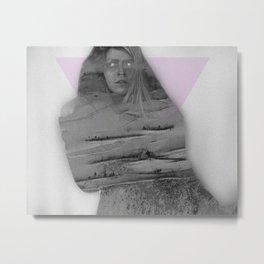 Tranny Dark I Metal Print