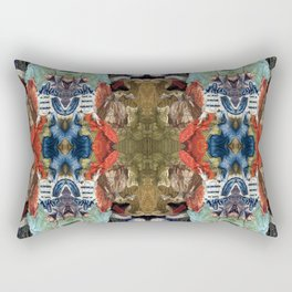Watch Your Neck Rectangular Pillow