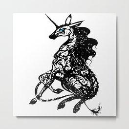 Yrsira Metal Print