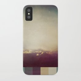 Grounded and Free iPhone Case