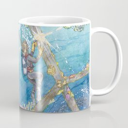 Welding in the Fantastic Sea Coffee Mug