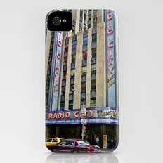 Radio City Slim Case iPhone (4, 4s)