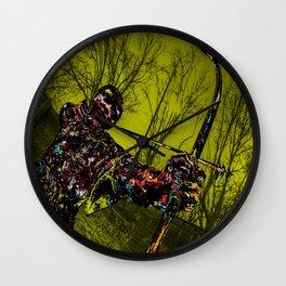 Robbin Hoodz Wall Clock