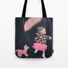 Rainy Day Adventure Tote Bag