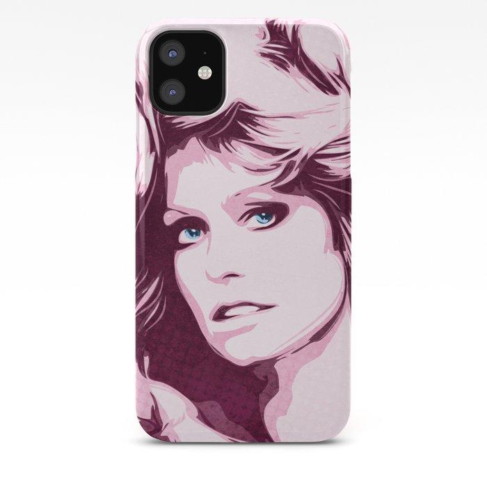 Farrah Fawcett - Classic - Pop Art iPhone Case